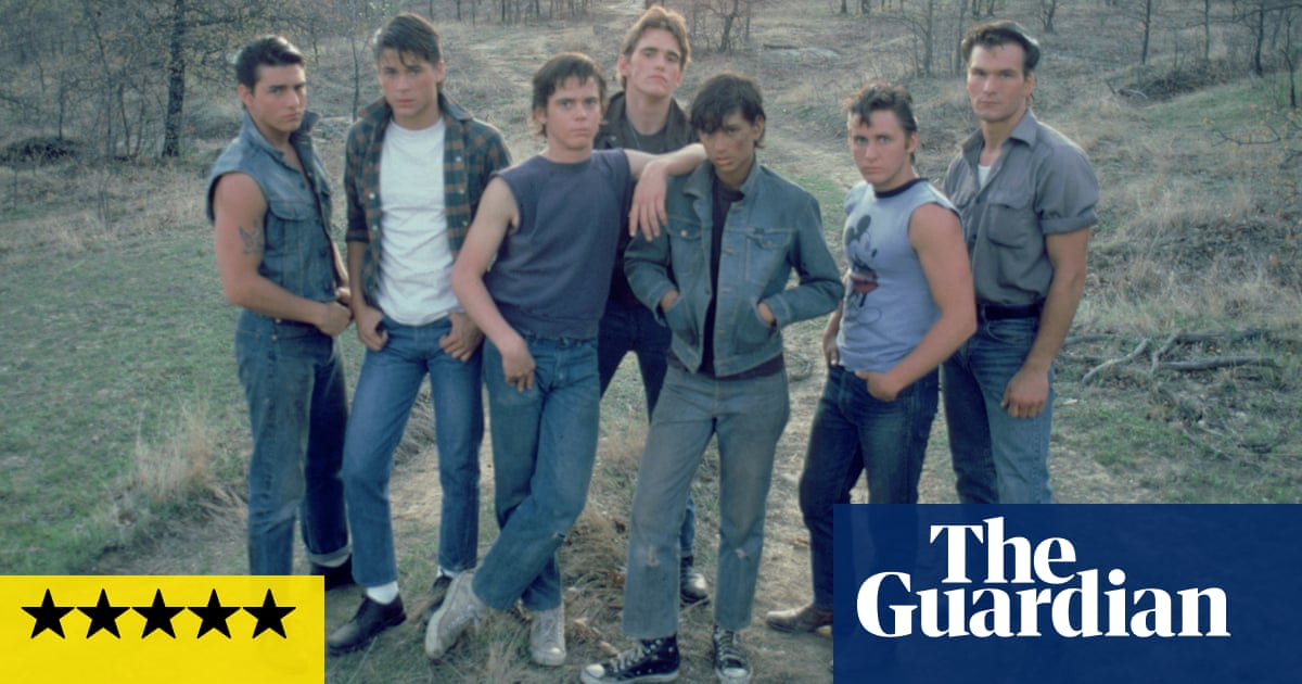 The Outsiders review – Coppola's Brat Pack melodrama carries you away