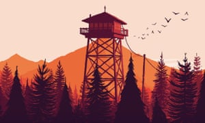 Firewatch is a first-person game primarily about exploration and story