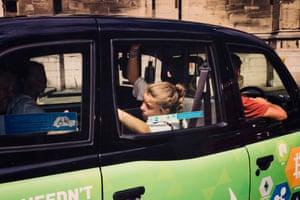 Hot cab