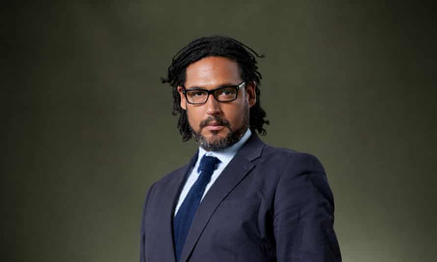 Historian David Olusoga: 'When I was growing up on a council estate, my family didn't have the money to visit galleries or museums.'