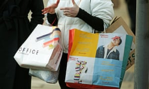 Clothing and footwear retailers have been particularly hard hit by the consumer spending slowdown, with sales falling 9%.