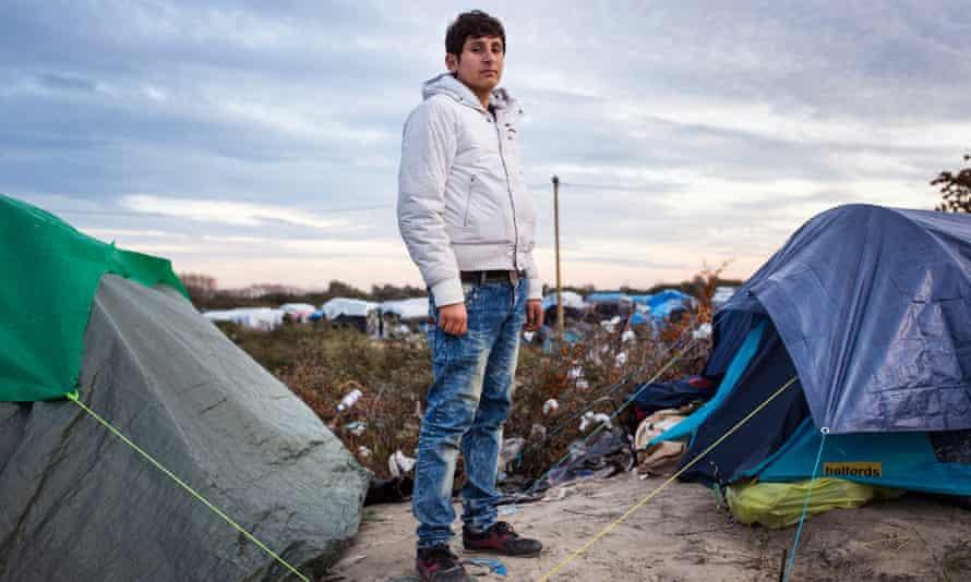 Ala, 15, from Daraa, Syria