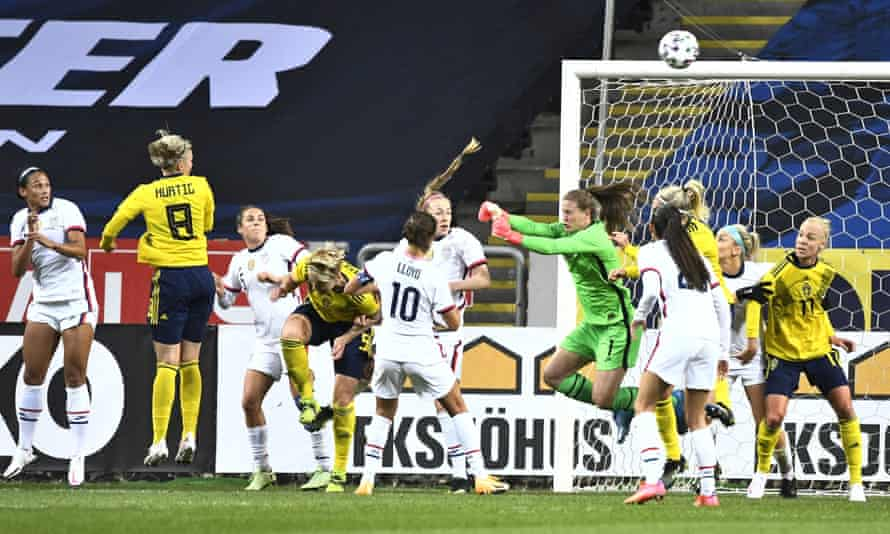 The Americans have not lost a match since January 2019, when they fell to France.