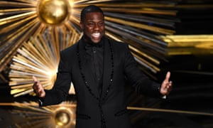 Kevin Hart hosting the 2016 Academy awards
