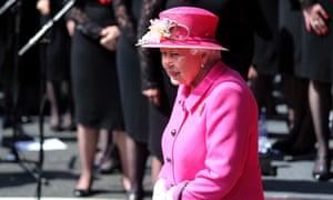 Queen Elizabeth 90th birthday tour in Windosr