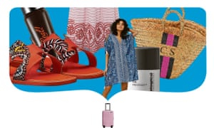 'The smartest 2018 holiday wardrobe is one that fits into a case small enough to take on your flight.'