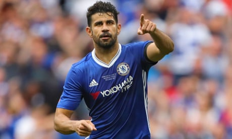 Chelsea's Diego Costa says he 'must return to Atlético Madrid'