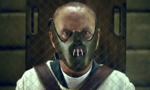 Anthony Hopkins as Hannibal Lecter in the 2002 film Red Dragon.