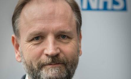 Simon Stevens, the NHS England chief executive