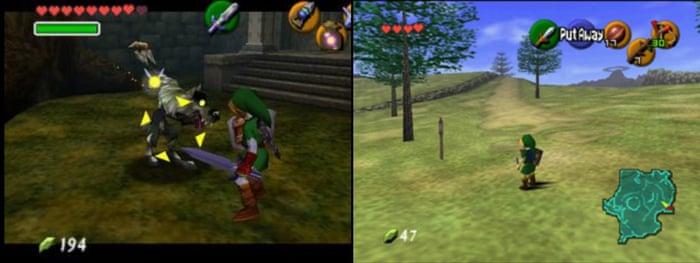 Zelda: Ocarina of Time at 20 – melancholy masterpiece