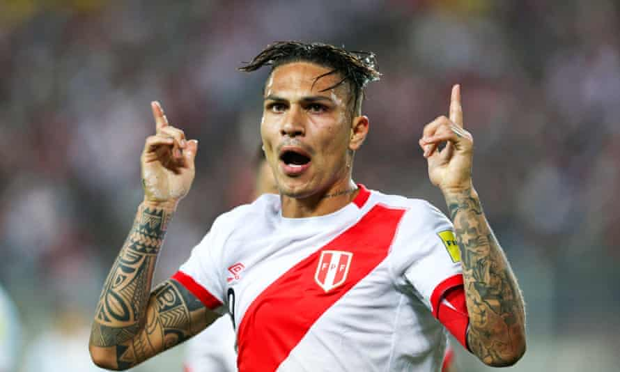 Peru's Paolo Guerrero is trying to overturn a drugs ban so he can appear in the World Cup.