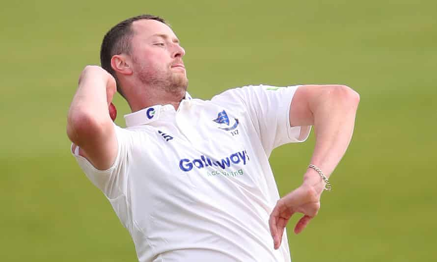 Ollie Robinson claimed 13 wickets as Sussex swarmed to victory at Glamorgan, including a career-best nine for 78.