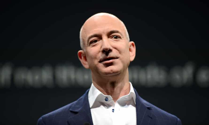 The Washington Post has a huge competitive advantage in its owner Jeff Bezos, the founder of Amazon.