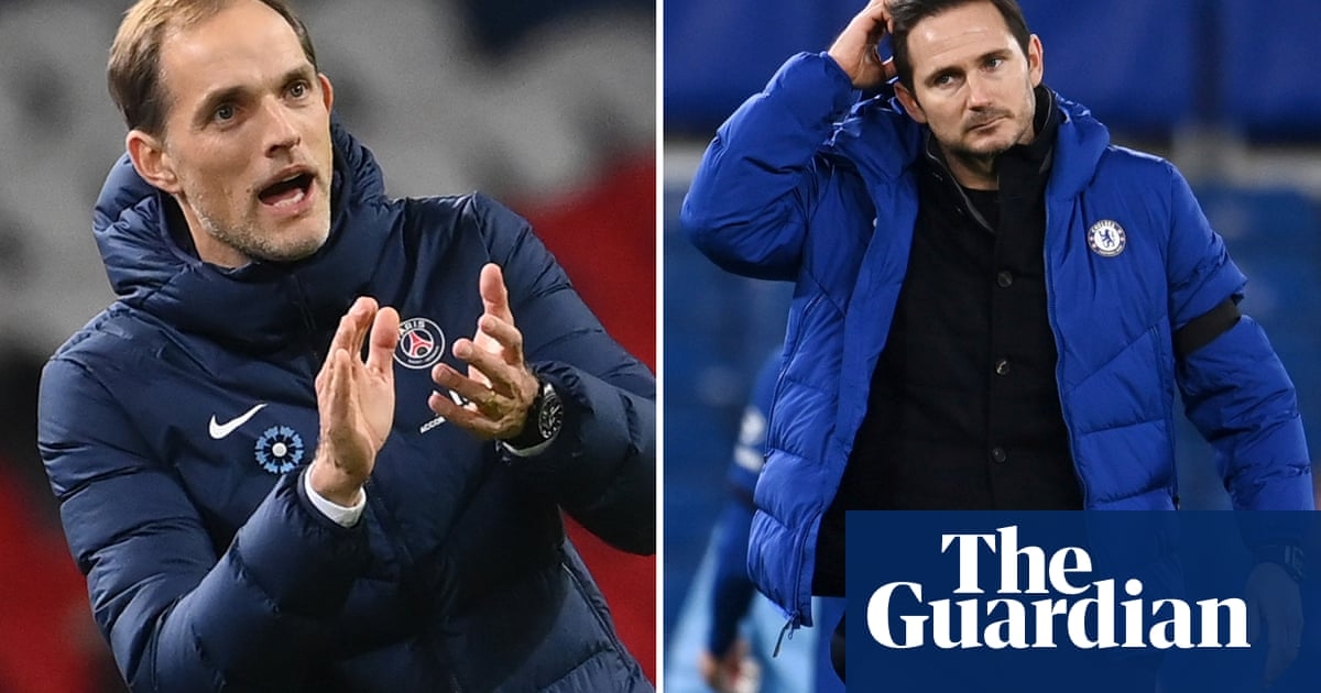 Chelsea confirm Frank Lampard sacking with Thomas Tuchel set to replace him