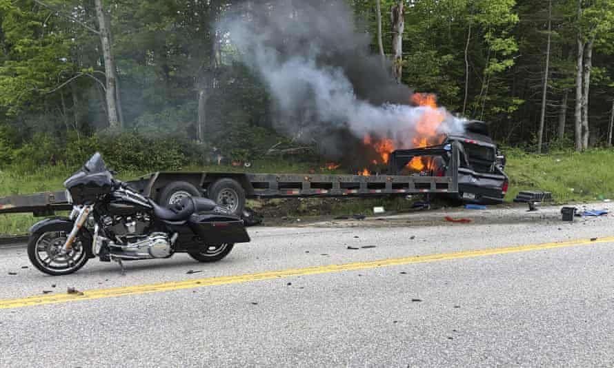 The cause of the deadly collision is not yet known.