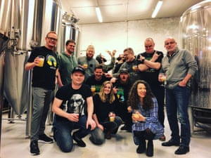 People Like Us Brewery.