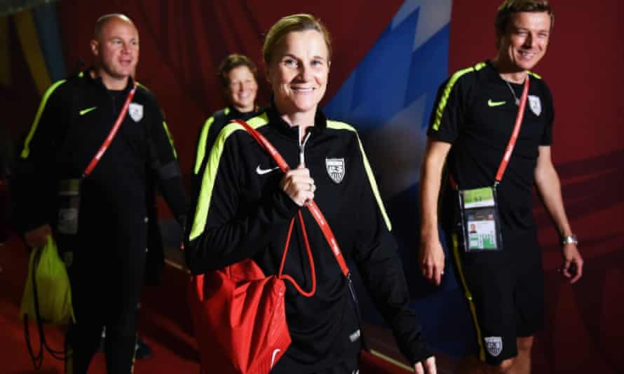 Jill Ellis has been USWNT coach since 2014