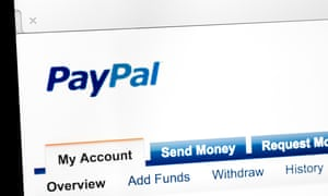Money was refunded through PayPal but debt collectors are still chasing.