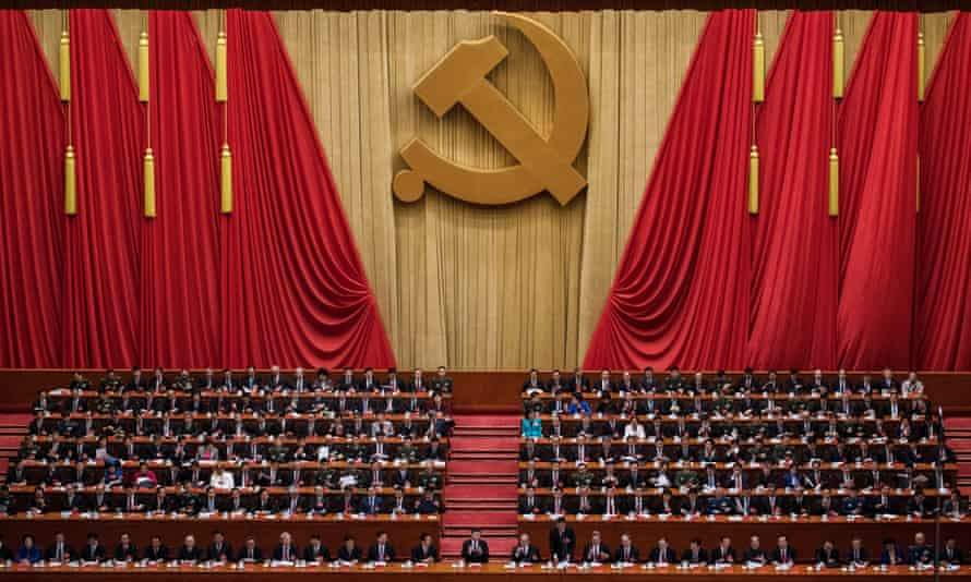 Australia is being subjected to a Chinese Communist party-sponsored campaign of 'subversion, cyber intrusions, and harassment on the high seas', academic Clive Hamilton has told the US Congressional-Executive Commission on China.