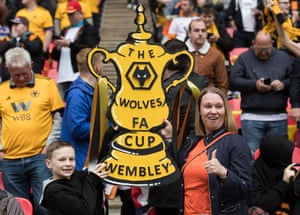 Hopeful Wolves fans
