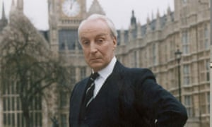 Ian Richardson, the scheming chief whip Francis Urquhart in the original House of Cards.