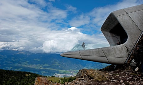 'Each mountain in the Dolomites is like a piece of art': Reinhold Messner on Tyrol highs
