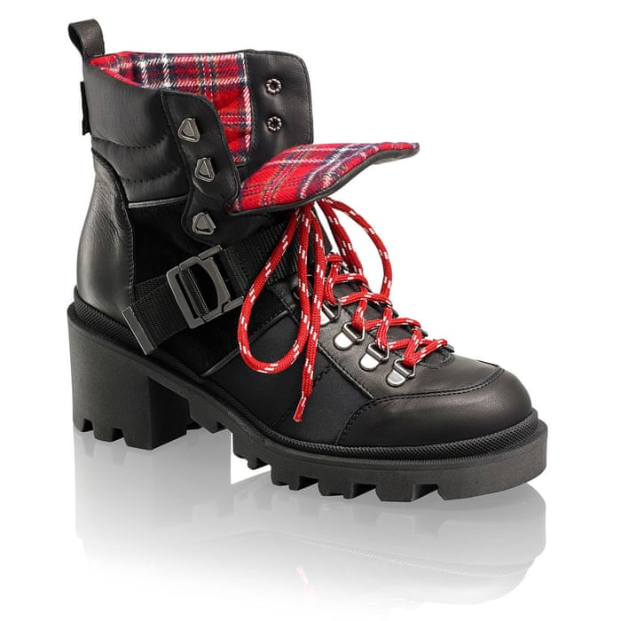 fca5511d7c5 Fashion's winter weapon: the stomping boot | Fashion | The Guardian