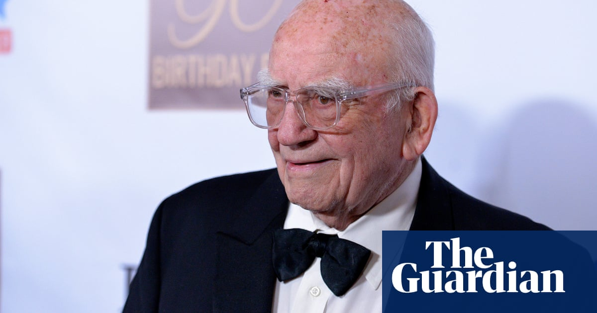 Ed Asner, who played Lou Grant in two hit shows, sterf bejaardes 91