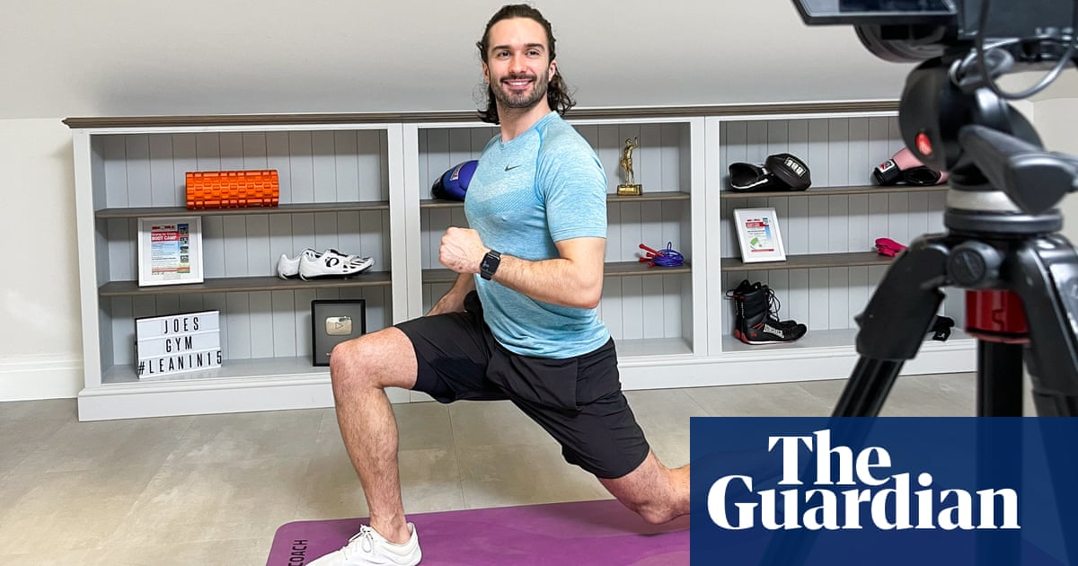 TikTok and Joe Wicks help more girls get active amid pandemic, survey finds