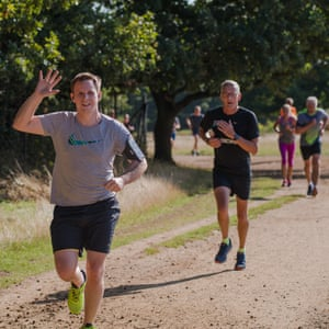 ParkRuns are free and nationwide