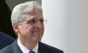 Judge Merrick Garland cried during his speech to receive Barack Obama's nomination to the supreme court.