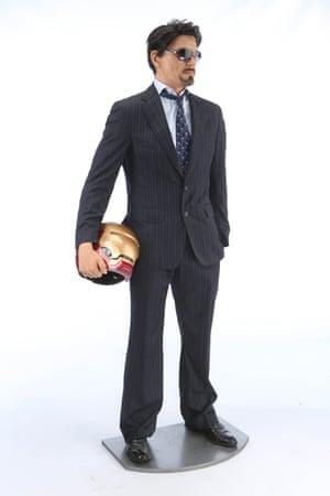 Tony Stark's (Robert Downey Jr) desert costume from Iron Man. Estimate: £10,000 - £15,000