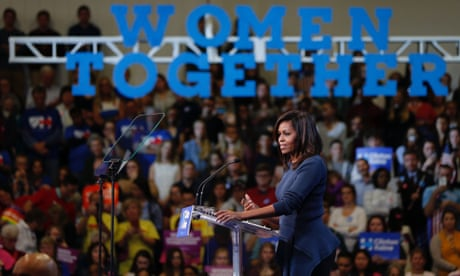Michelle Obama speech crushes Trump with weight of women's experience
