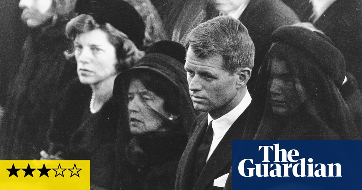Netflix's Bobby Kennedy for President review – portrait of