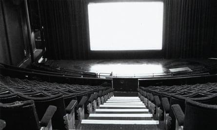 Guilty pleasures ... the Scala cinema.