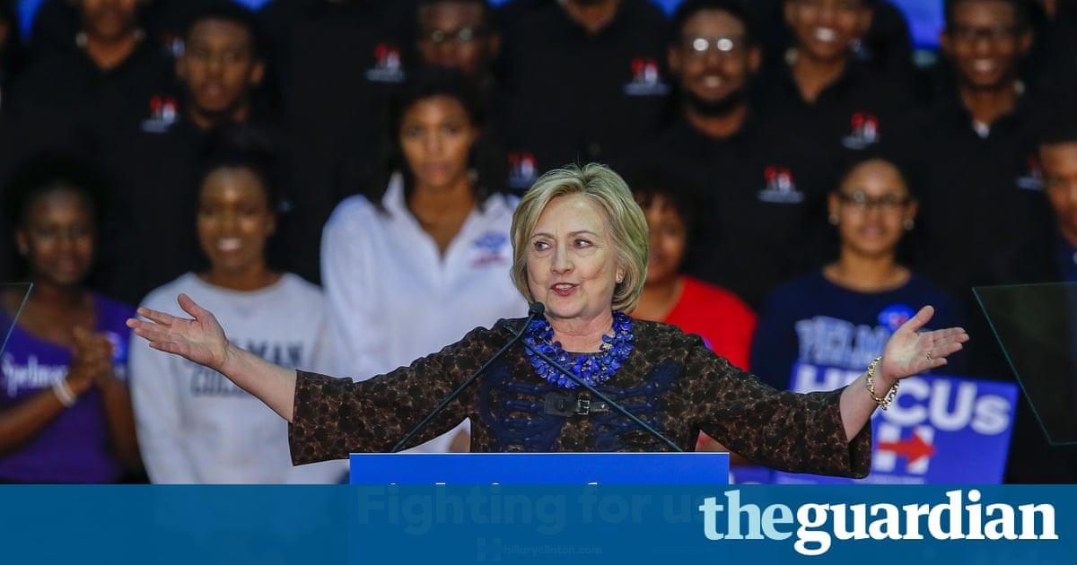 Black Lives Matter Protest Interrupts Clinton Speech On