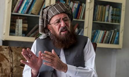 Maulana Samiul Haq