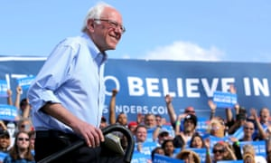 Although Sanders had a bar mitzvah growing up in Brooklyn and spent time in his 20s living on a kibbutz in Israel, he isn't observant and has shied away from discussing his faith.