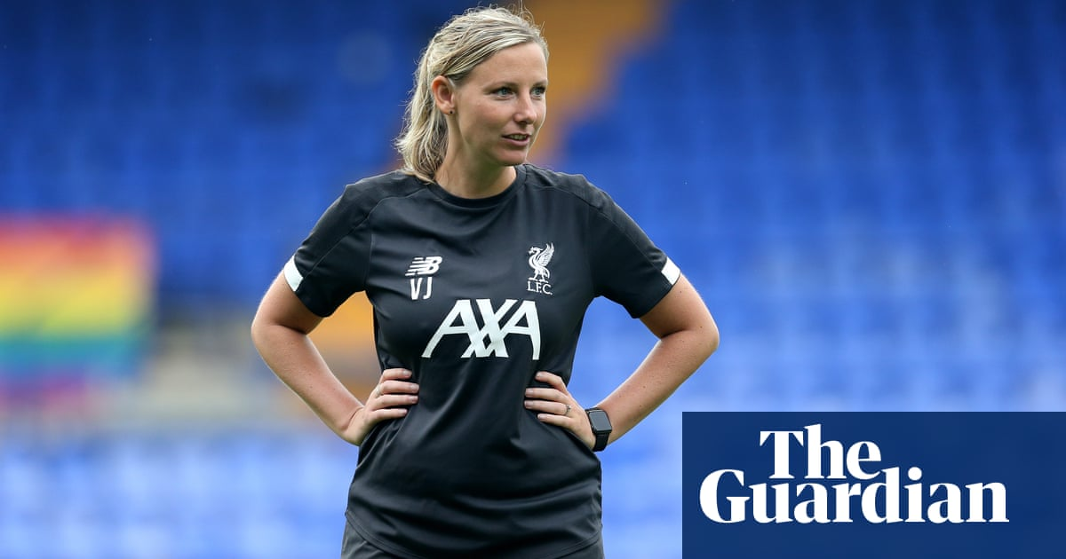 Vicky Jepson: 'Liverpool had drifted away from being one club'