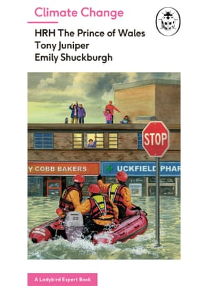 The Ladybird book on climate change.