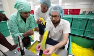 Condom factory testing