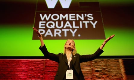 WE leader Sophie Walker will contest a parliamentary seat for the first time in June.