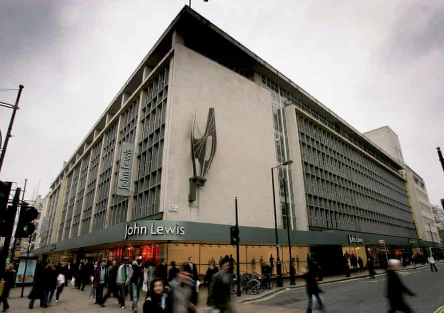 John Lewis store on Oxford Street