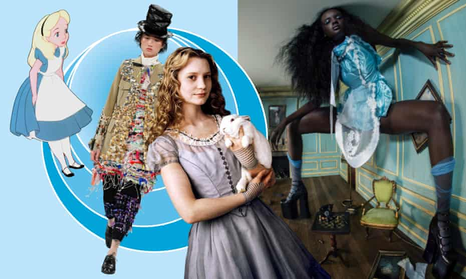 Carroll's Alice through the ages