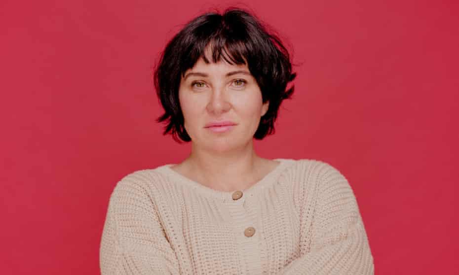 'I am a bit weary of all the men I have had to make feel better': author Lisa Taddeo.
