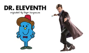 Dr. Eleventh and Matt Smith as the Doctor