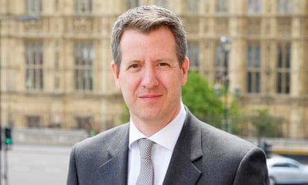 Chris Leslie, Labour MP for Nottingham East.