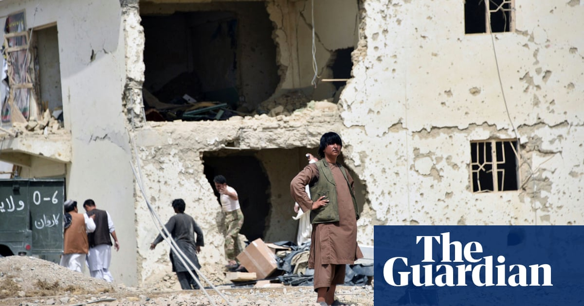 Taliban attack city as US ramps up Afghanistan withdrawal