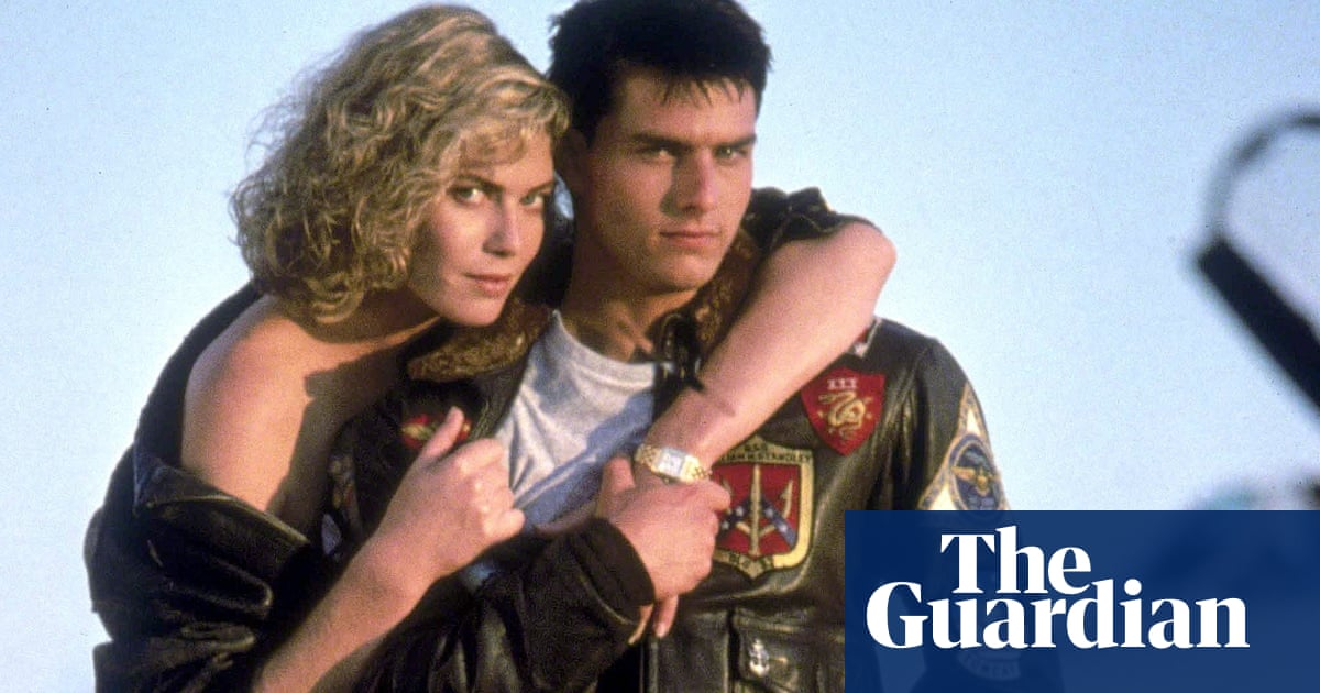 How we made: Take My Breath Away, the Top Gun theme tune by Berlin
