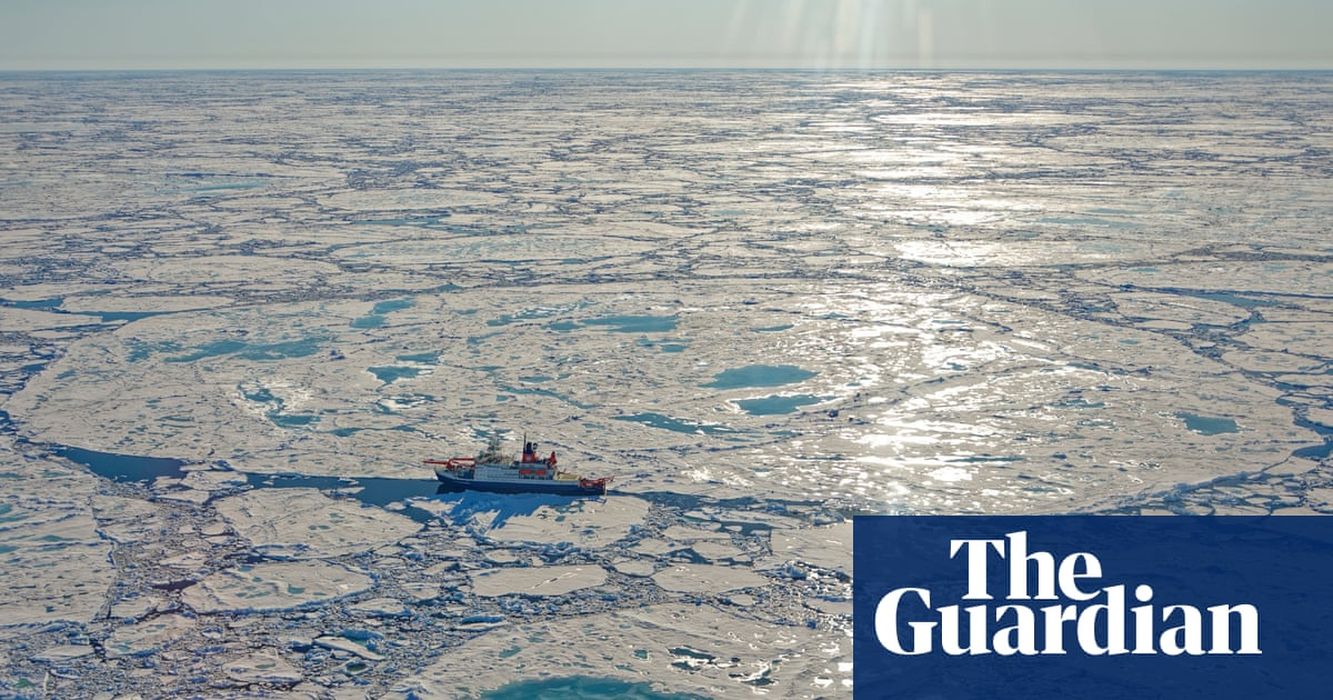 'Sleeping giant' Arctic methane deposits starting to release, scientists find
